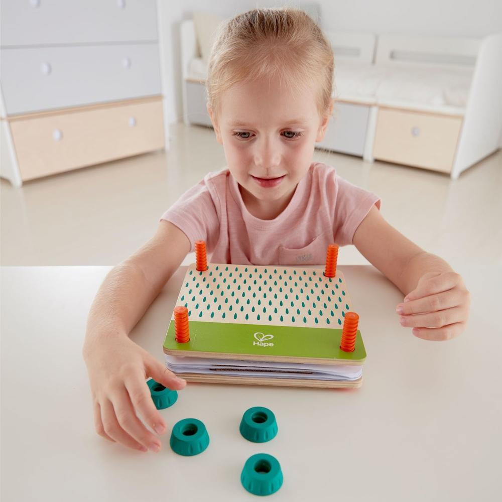 Hape Flower Press - Hape - The Creative Toy Shop