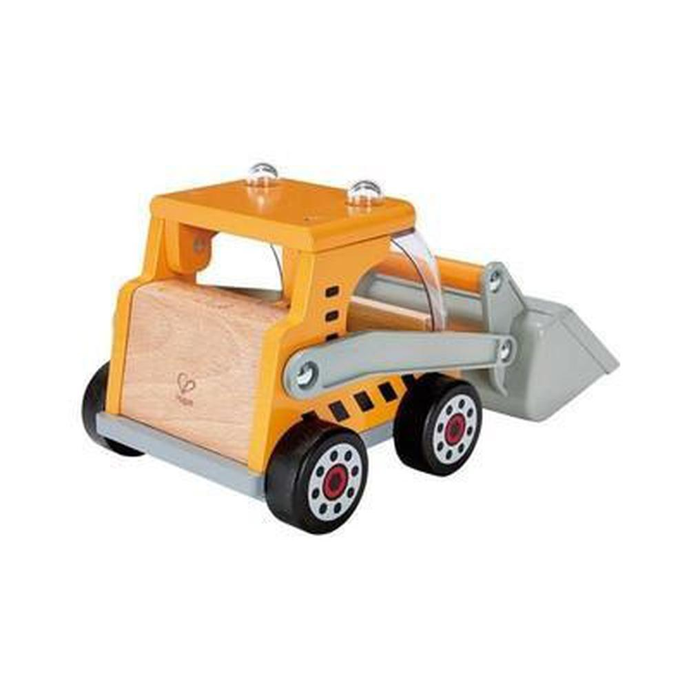 Hape Great Big Digger-Trucks-The Creative Toy Shop