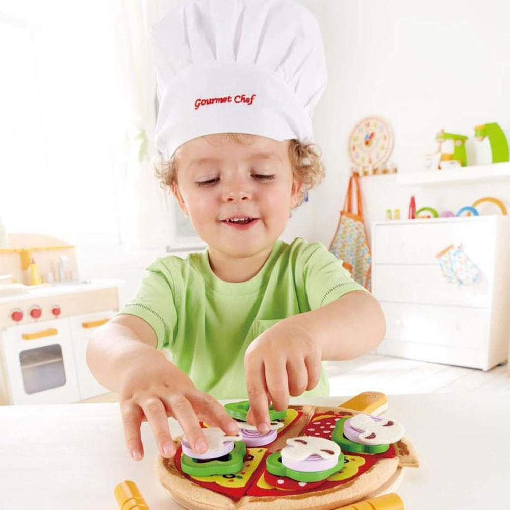 Hape Homemade Pizza-The Creative Toy Shop