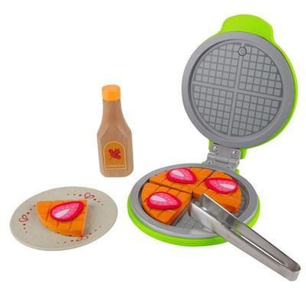 Hape Instant Waffles - Hape - The Creative Toy Shop