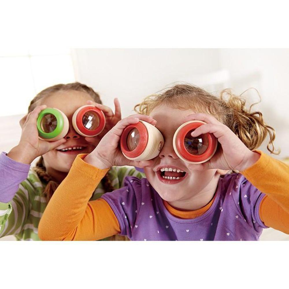Hape Magic Kaleidoscope-Sensory-The Creative Toy Shop