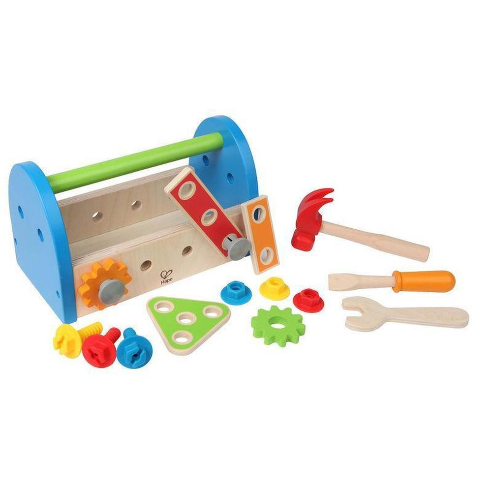 Hape My First Fix It Toolbox-The Creative Toy Shop