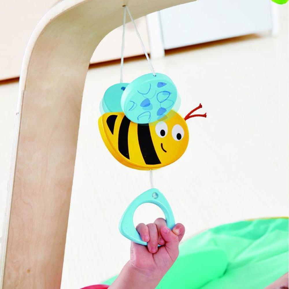 Hape Portable Baby Gym - Hape - The Creative Toy Shop