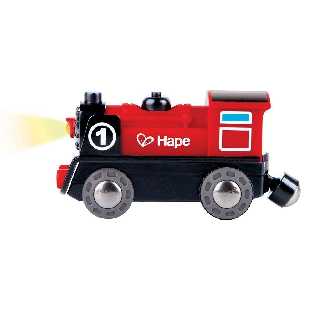 Hape Rail Cargo Delivery Loop - Hape Rail - The Creative Toy Shop