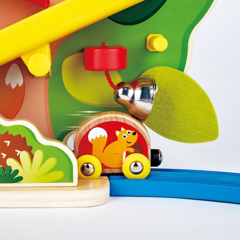 Hape Rail Nutty Squirrel Railway - Hape - The Creative Toy Shop