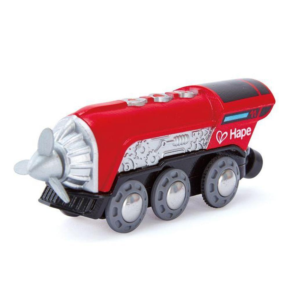 Hape Rail Propellor Engine-Train-The Creative Toy Shop