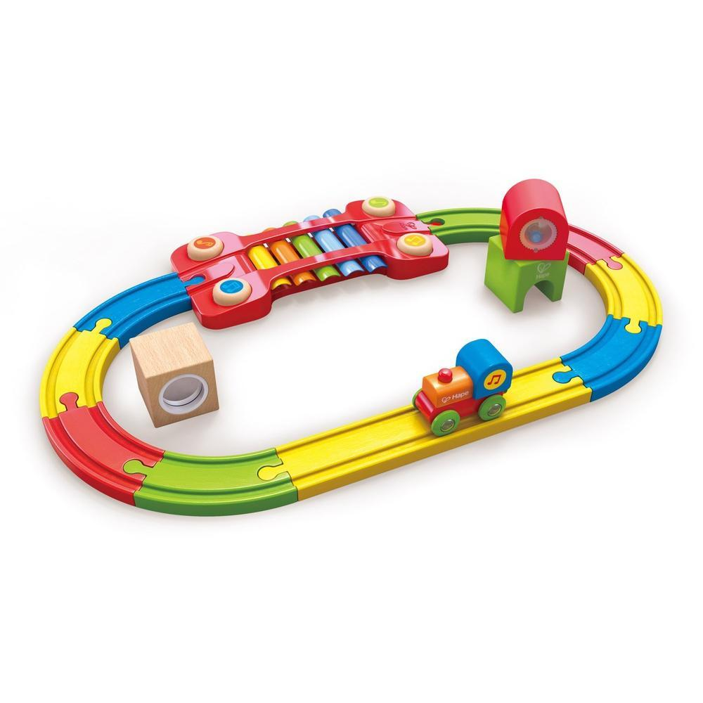 Hape Sensory Railway - Hape - The Creative Toy Shop