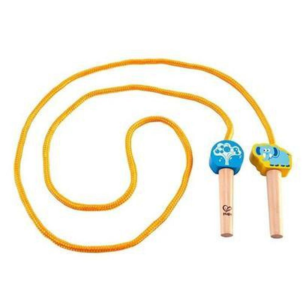 Hape Skipping Rope -Elephant - Hape - The Creative Toy Shop
