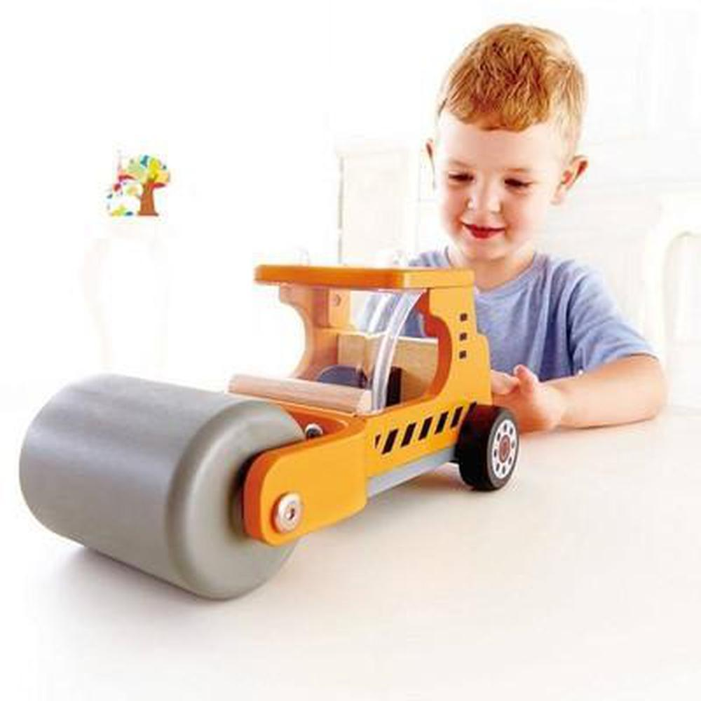 Hape Steam n Roll - Hape - The Creative Toy Shop