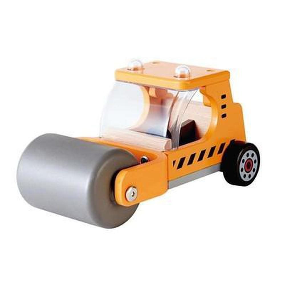 Hape Steam n Roll-Truck-The Creative Toy Shop