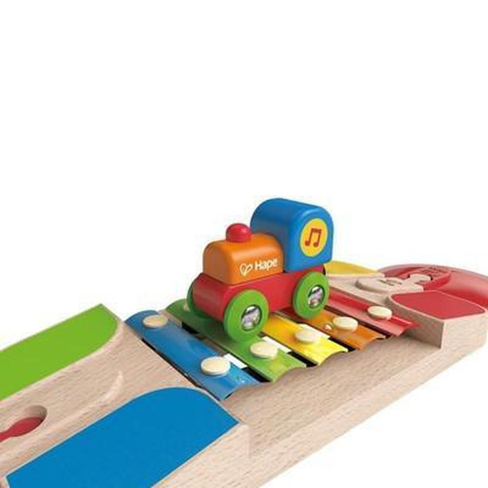 Hape Xylophone Melody Track-Train-The Creative Toy Shop