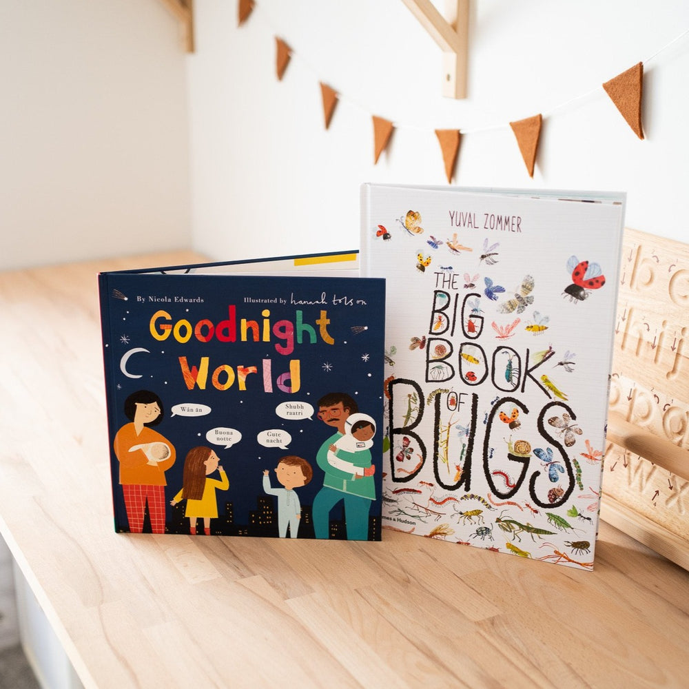 Little Readers Book Subscription - Age 3+ - The Creative Toy Shop - The Creative Toy Shop