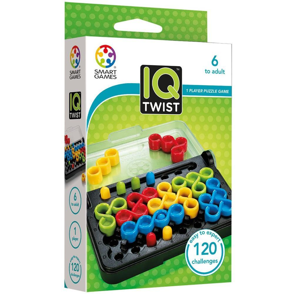 IQ Twist - Smart Games-Games-The Creative Toy Shop