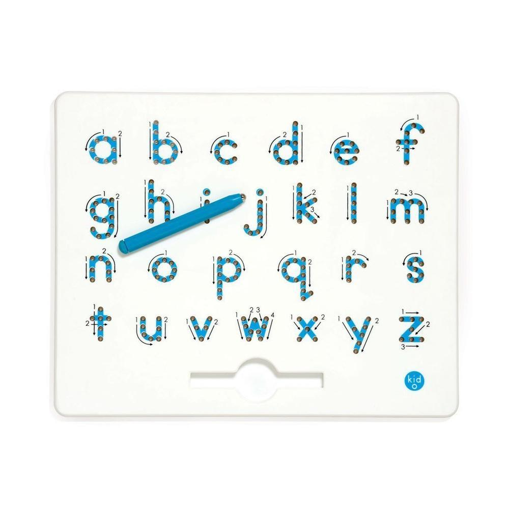 Kid O Magnatab Lowercase - Kid O - The Creative Toy Shop