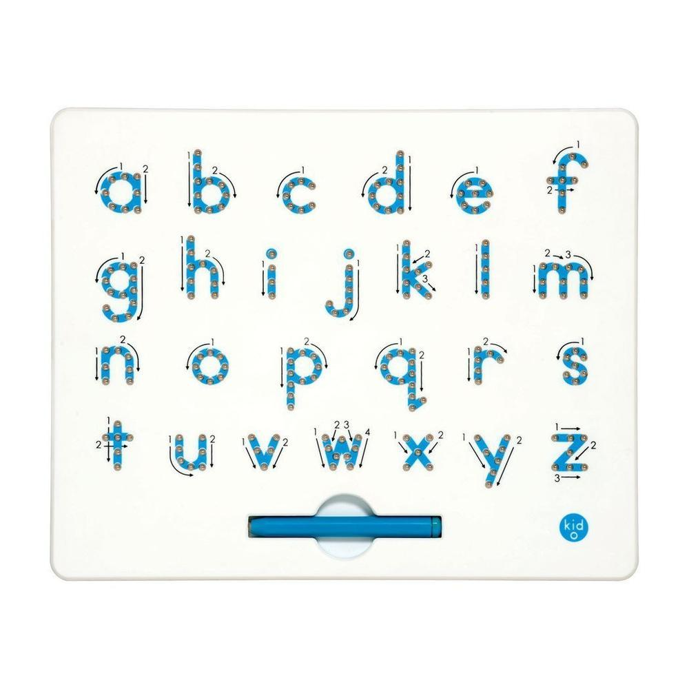 Kid O Magnatab Lowercase-The Creative Toy Shop
