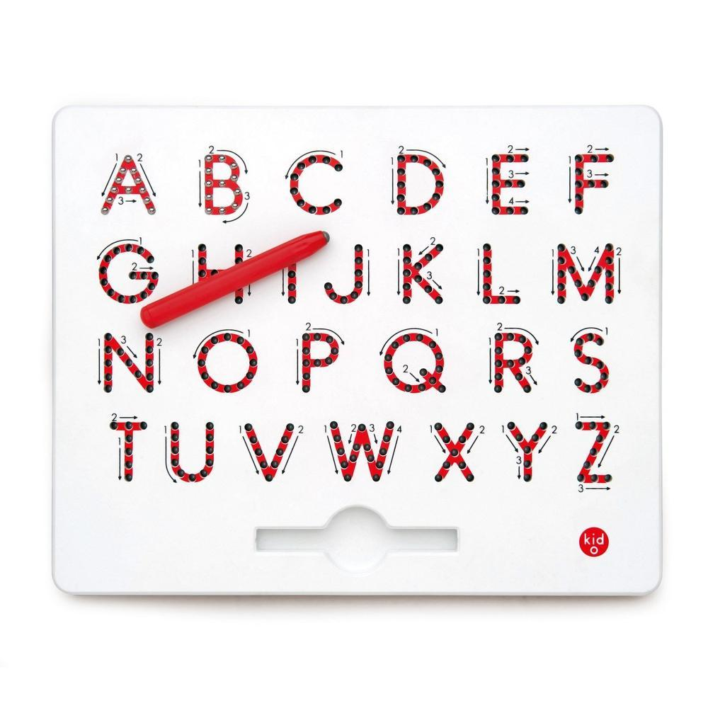 Kid O Magnatab Uppercase-Write-The Creative Toy Shop