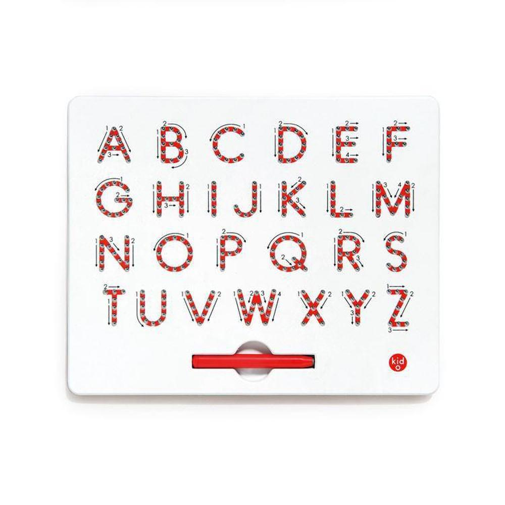 Kid O Magnatab Uppercase-The Creative Toy Shop