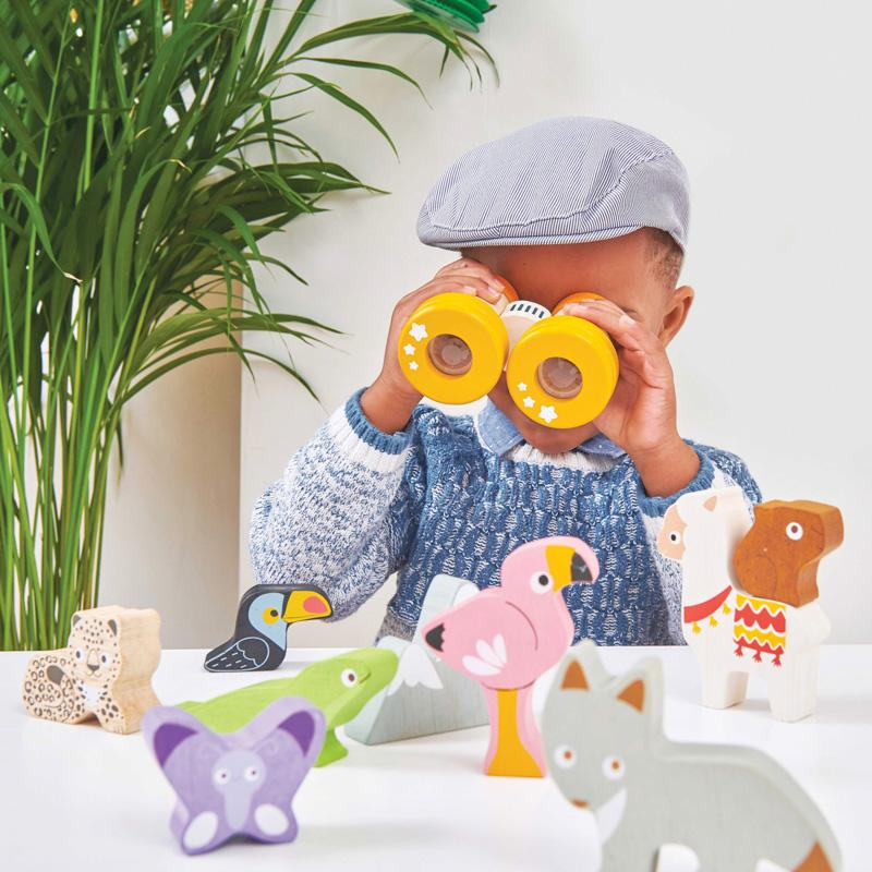 Le Toy Van Petilou Binoculars - Le Toy Van - The Creative Toy Shop