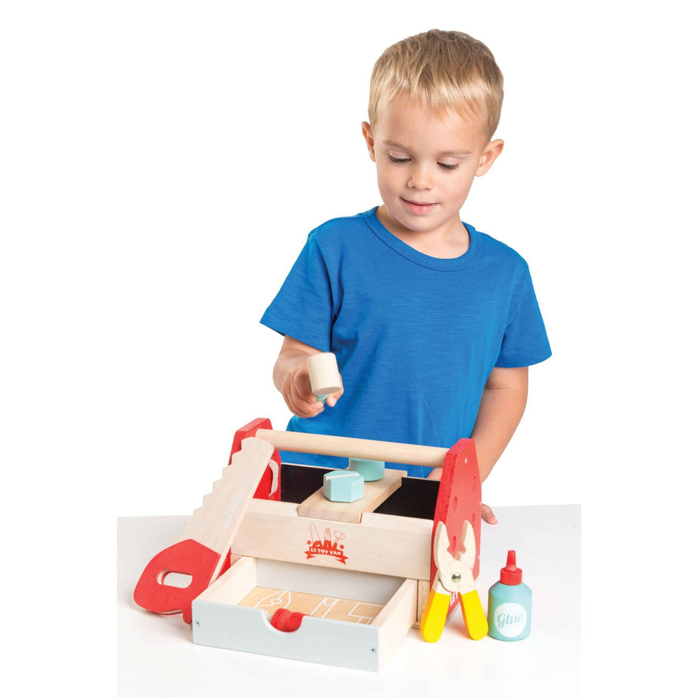 Le Toy Van Tool Box-The Creative Toy Shop
