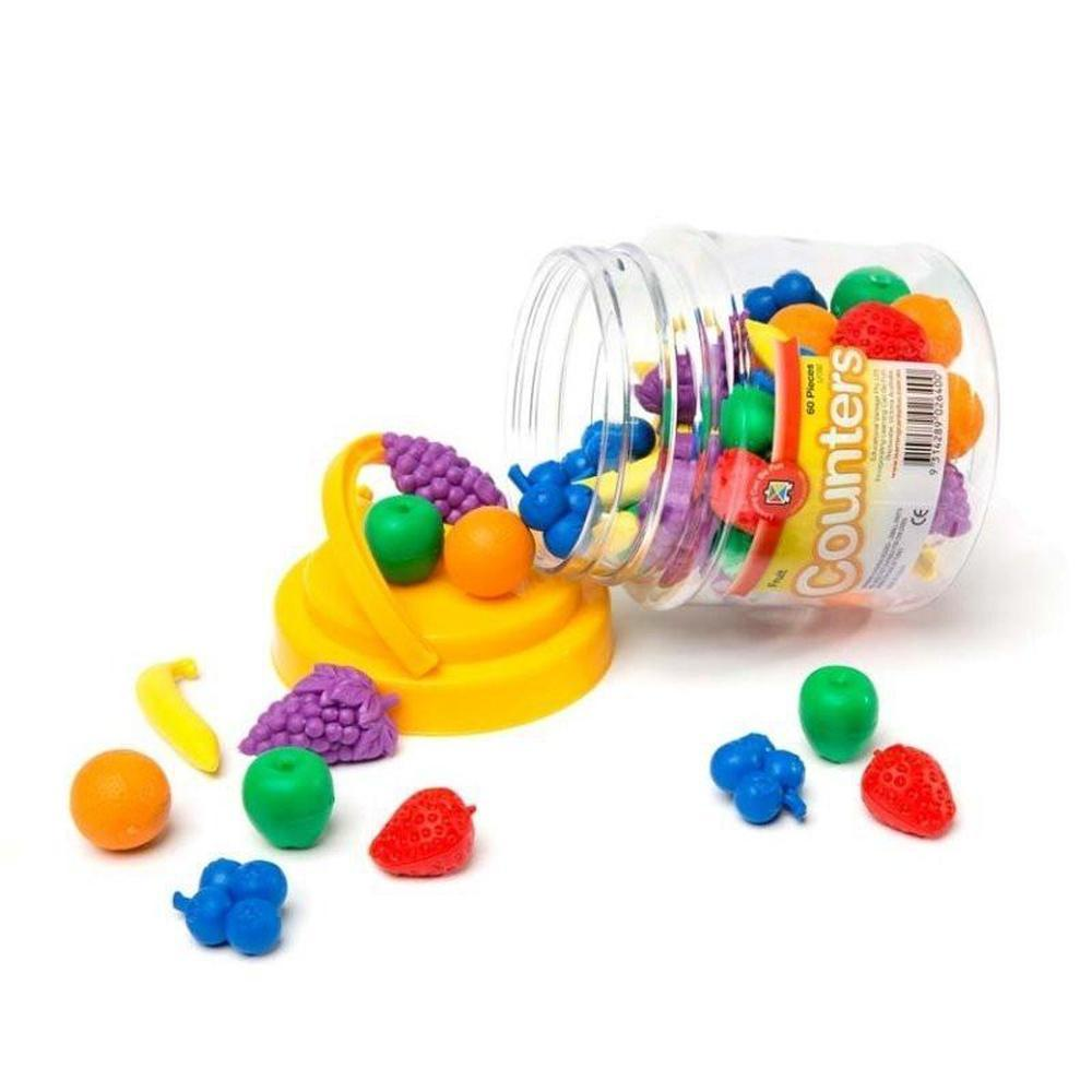 Learning Can be Fun Fruit Counters-Number-The Creative Toy Shop