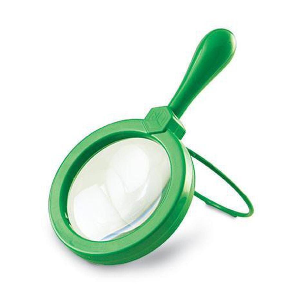 Learning Resources Jumbo Individual Magnifying Glass-The Creative Toy Shop