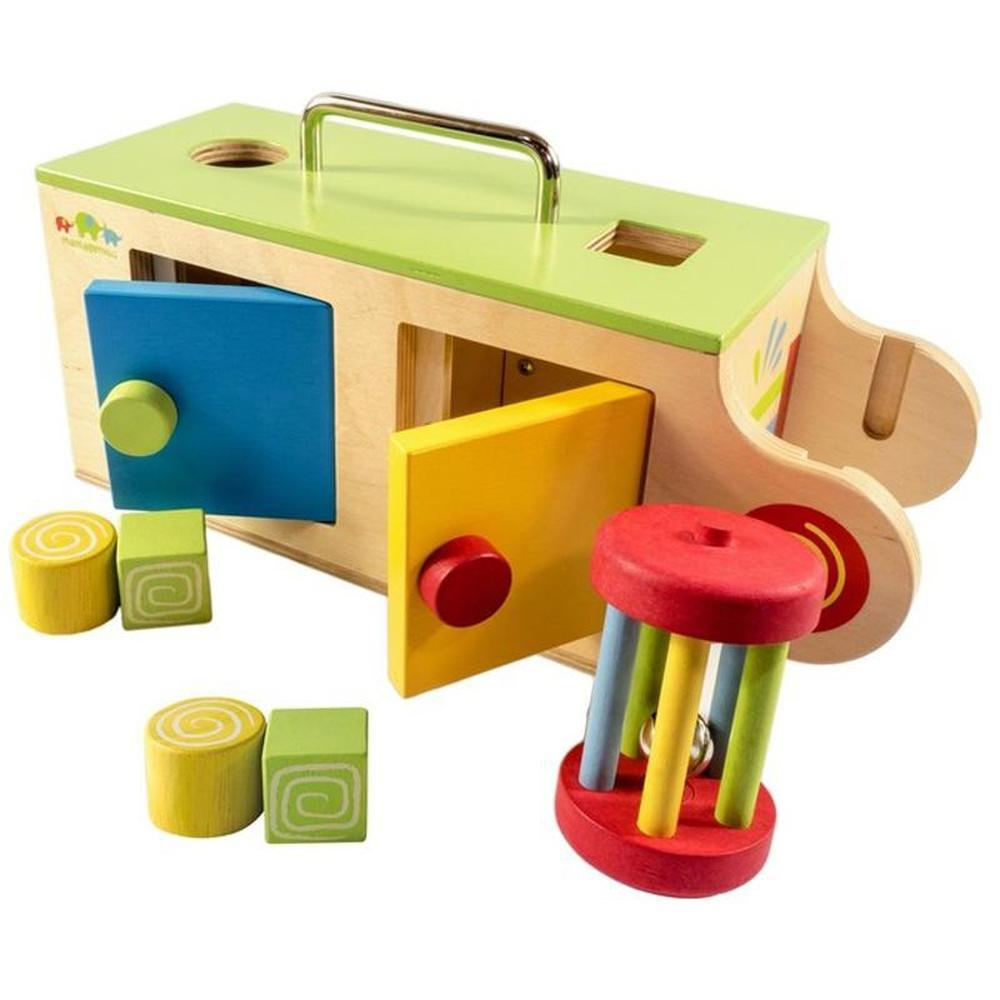 Mamagenius Baby Activity Box - Mamageium - The Creative Toy Shop