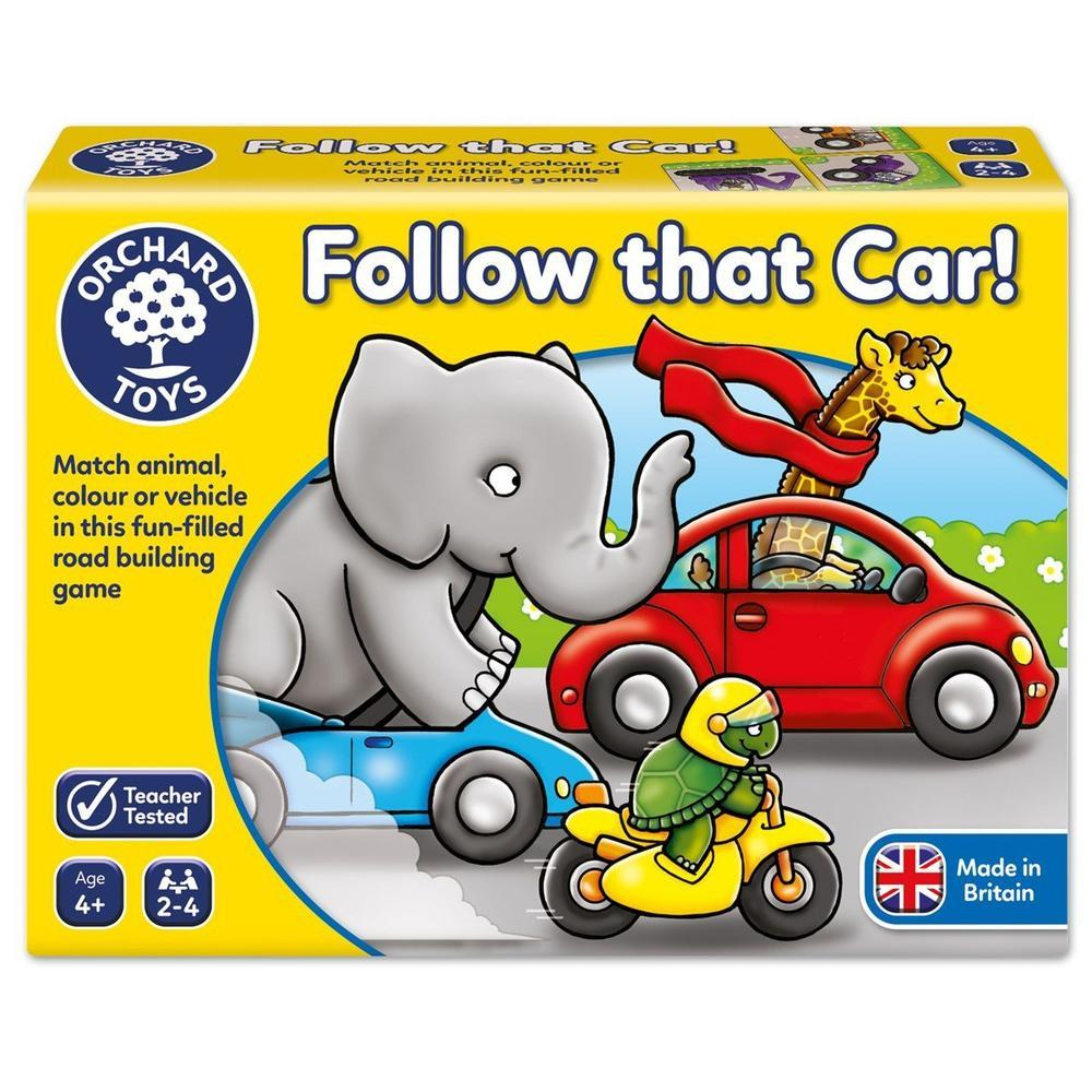 Orchard Game - Follow That Car!-Games-The Creative Toy Shop