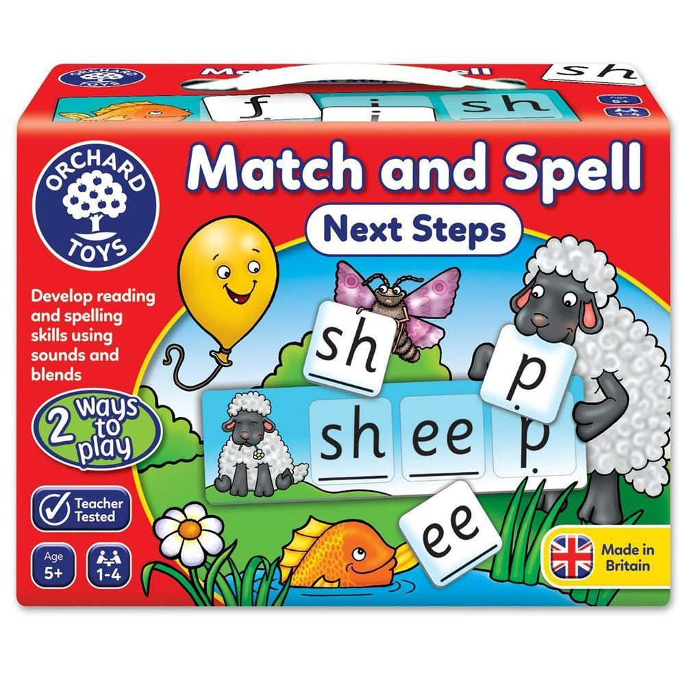 Orchard Game - Match And Spell Next Steps-Games-The Creative Toy Shop