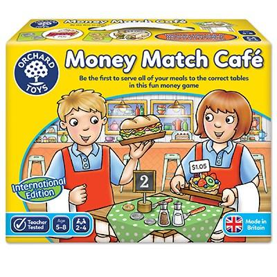 Orchard Game - Money Match International Cafe - Orchard Toys - The Creative Toy Shop