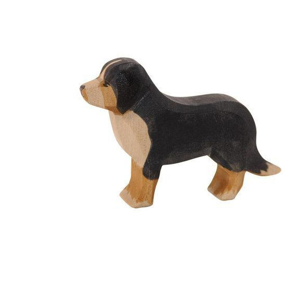 Ostheimer Dog - Bernese Mountain Dog-Wooden animals-The Creative Toy Shop