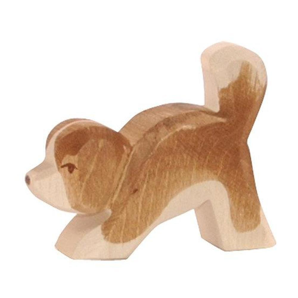 Ostheimer Dog - St Bernhard Puppy Head Down-The Creative Toy Shop