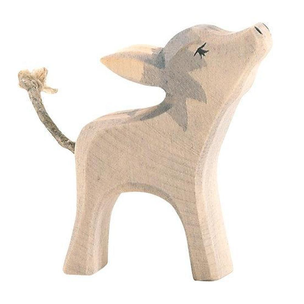Ostheimer Donkey - Small Head High-Wooden animals-The Creative Toy Shop