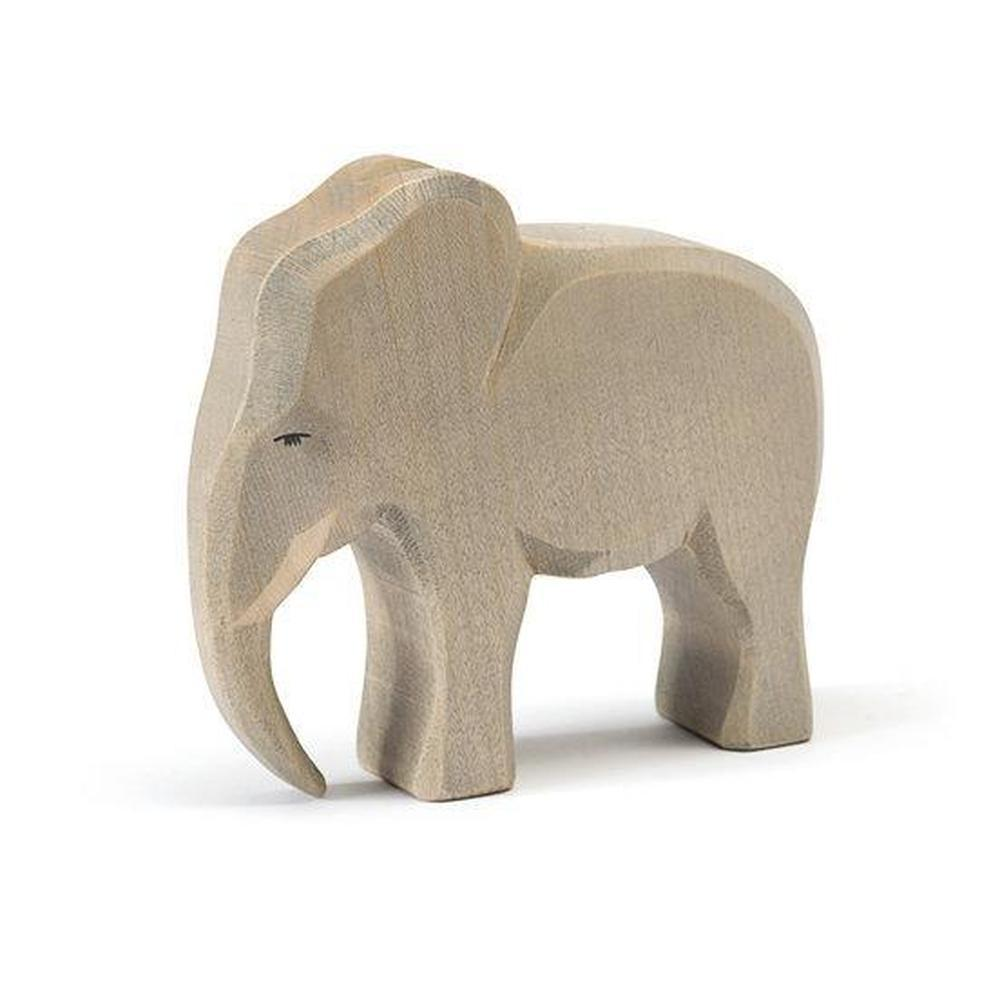 Ostheimer Elephant - Bull Elephant 2017-Wooden animals-The Creative Toy Shop