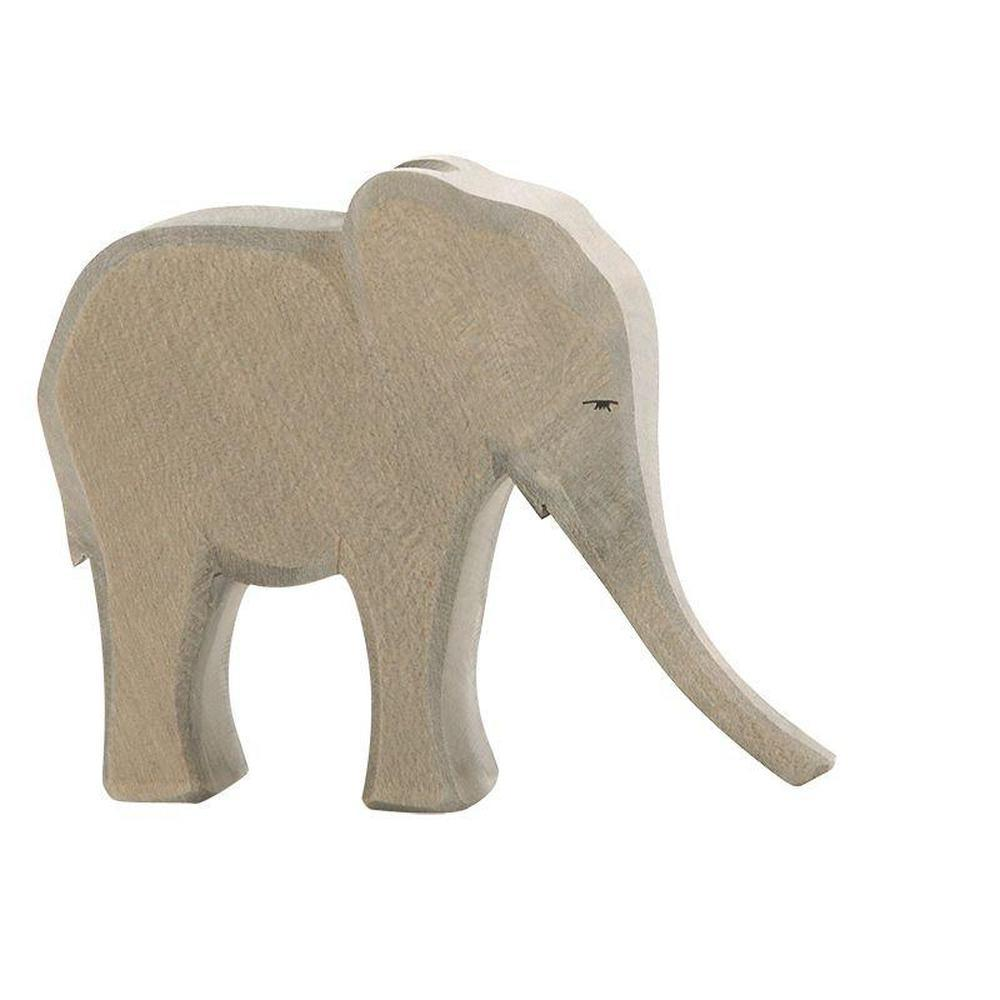 Ostheimer Elephant - Large Elephant Trunk Out - Ostheimer - The Creative Toy Shop