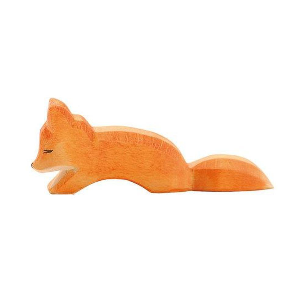 Ostheimer Foxes - Fox Small Creeping - Ostheimer - The Creative Toy Shop