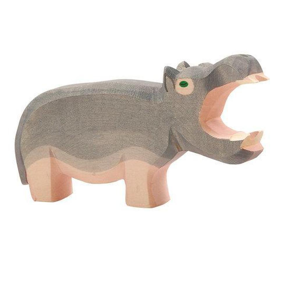 Ostheimer Hippopotamus - Open Mouth - Ostheimer - The Creative Toy Shop