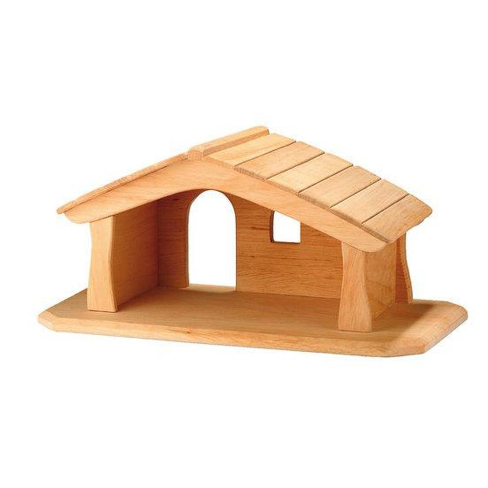 Ostheimer Natural Stable - Small-Small world-The Creative Toy Shop