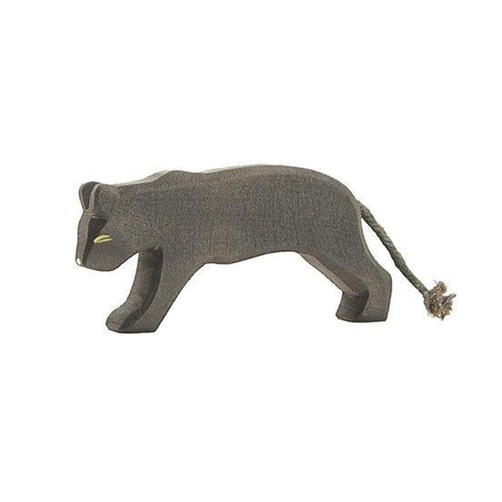Ostheimer Panther-Wooden animals-The Creative Toy Shop