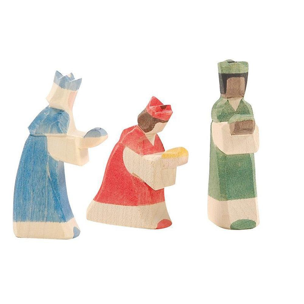 Osthimer Mini Three Kings - 3 pieces - Ostheimer - The Creative Toy Shop