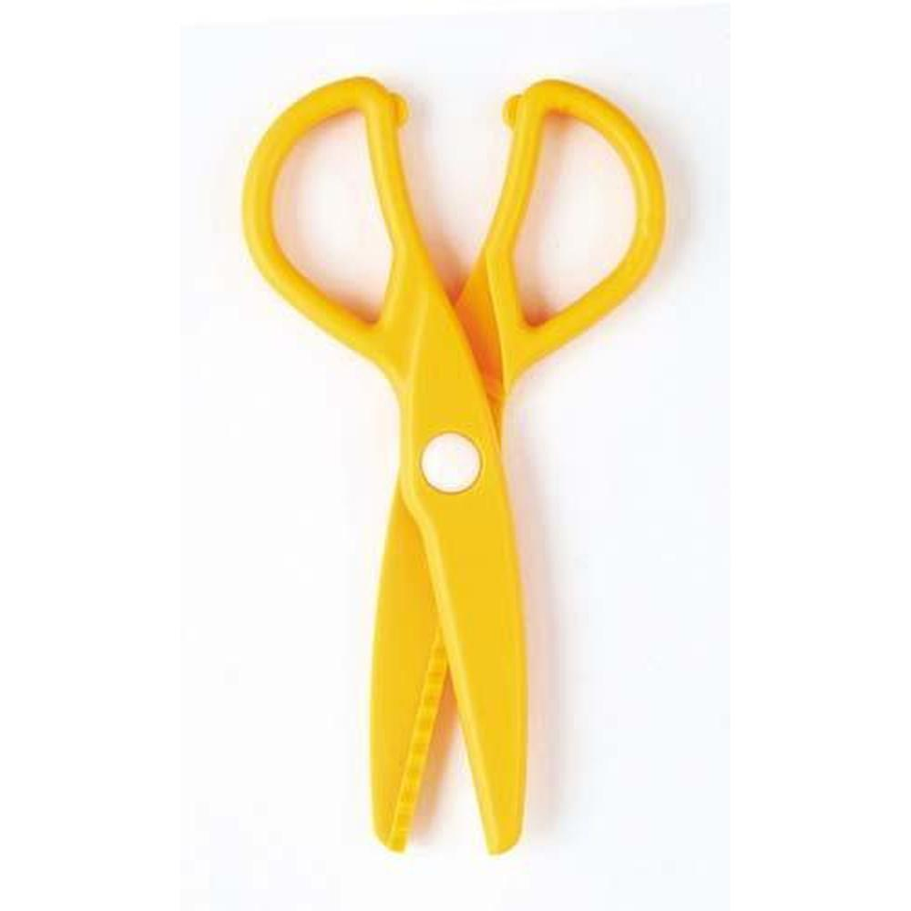 Play Dough Zig Zag Scissors - Educational Colours - The Creative Toy Shop