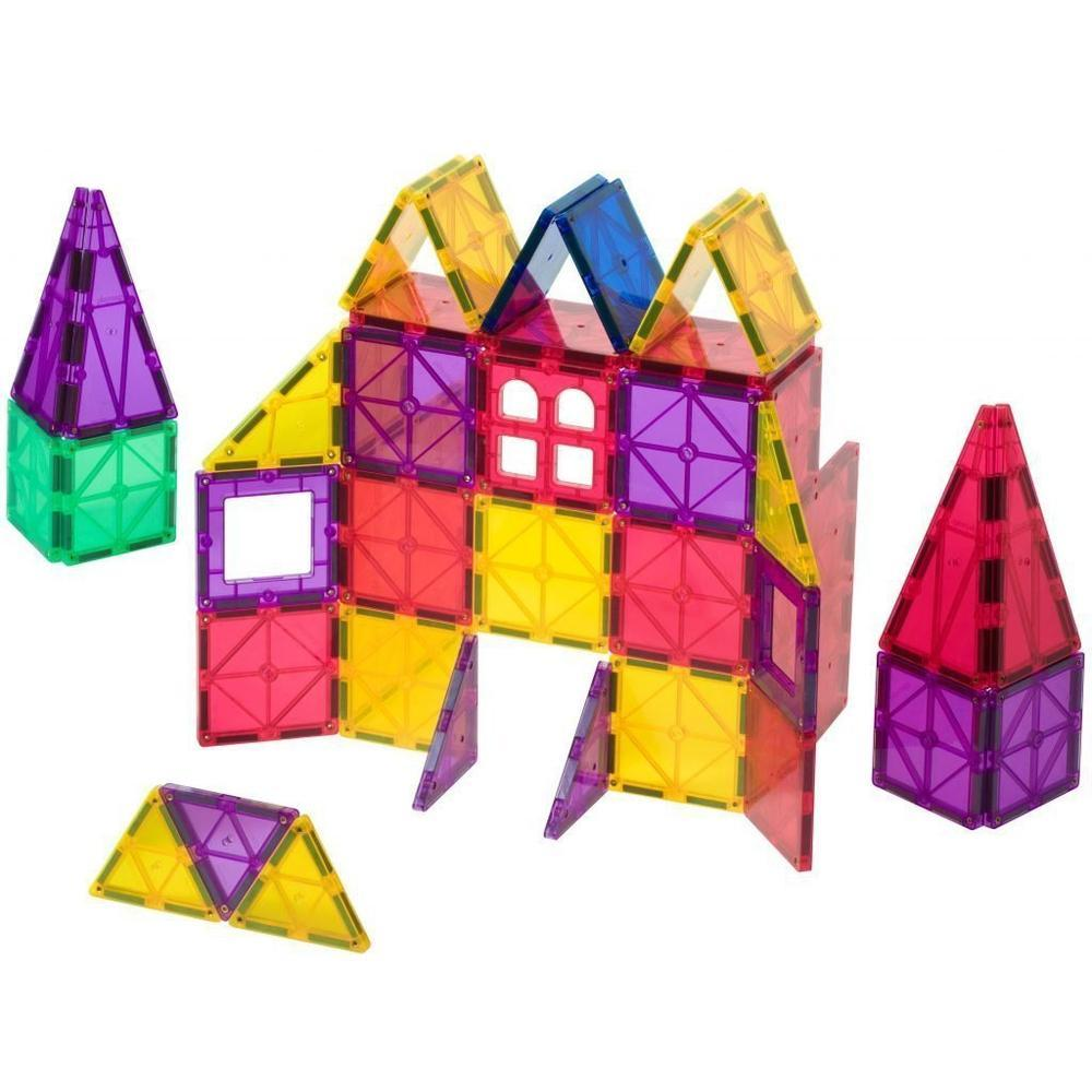 Playmags 32 Piece Beginner Set-Magnetic Building-The Creative Toy Shop