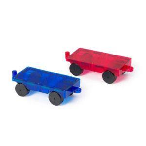 Playmags Car Pack set of 2-The Creative Toy Shop