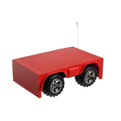 Playmags Remote Control Magnetic Car