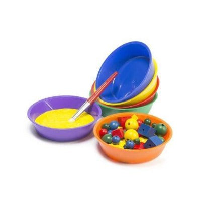 Rainbow Sponge and Sorting Bowls - Educational Colours - The Creative Toy Shop