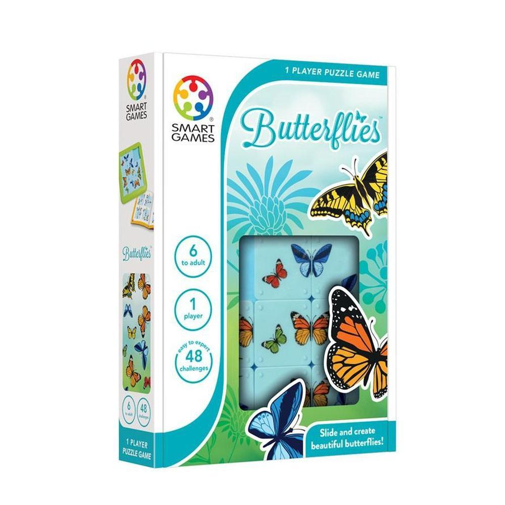 Smart Games - Butterflies - Smart Games - The Creative Toy Shop