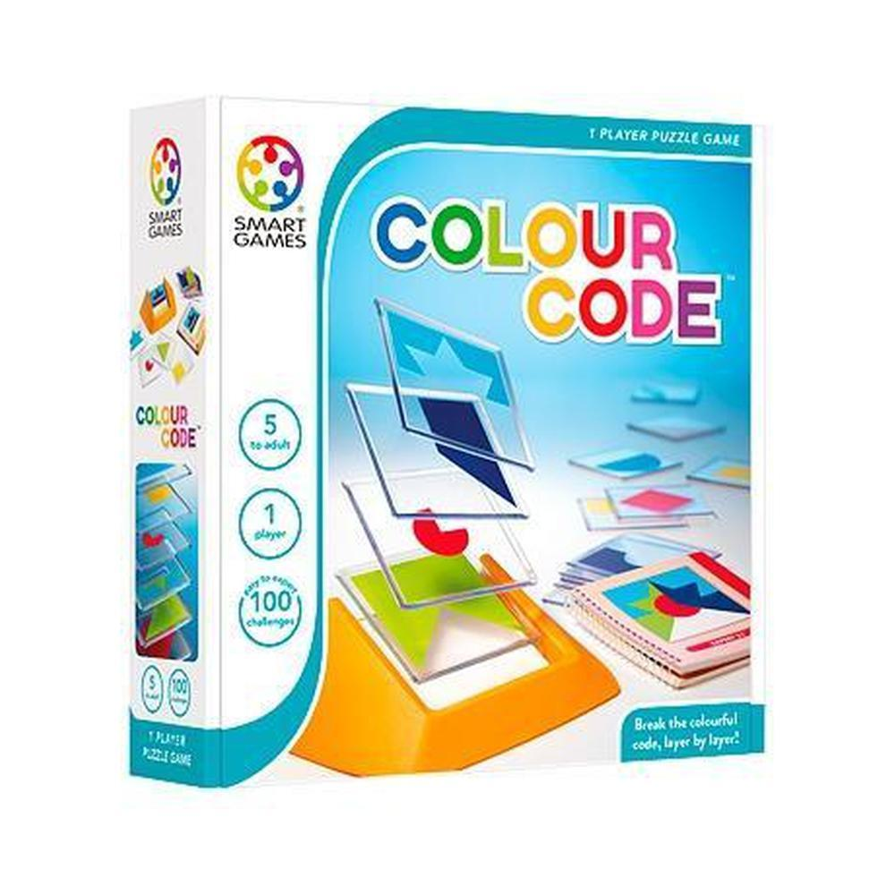 Smart Games - Colour Code-Games-The Creative Toy Shop