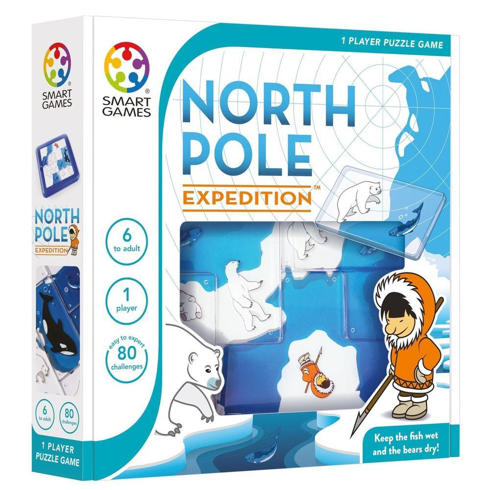Smart Games - North Pole Expedition - Smart Games - The Creative Toy Shop