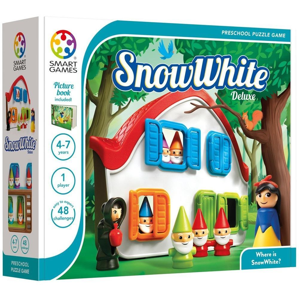 Smart Games - Snow White - Smart Games - The Creative Toy Shop