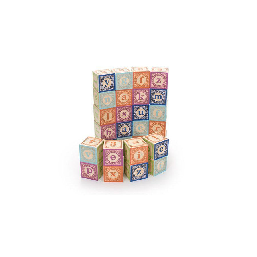 Uncle Goose Wooden Blocks - Classic Lowercase ABC - Uncle Goose - The Creative Toy Shop