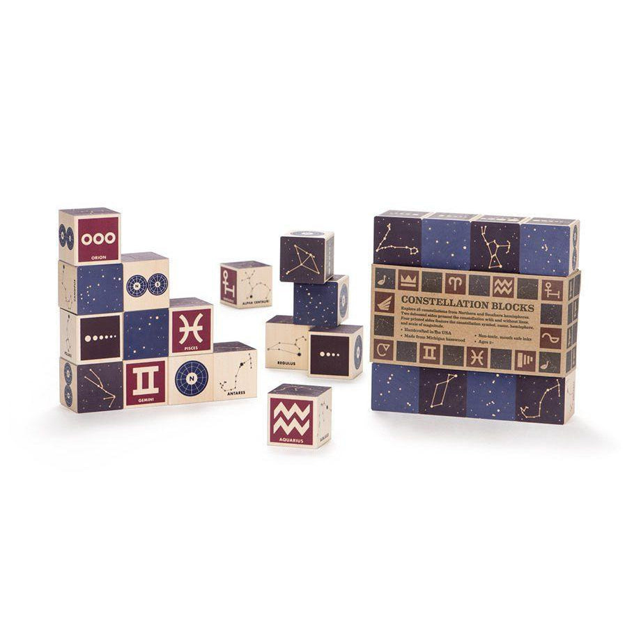 Uncle Goose Wooden Blocks - Constellations - Uncle Goose - The Creative Toy Shop
